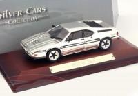 1:43 BMW M1 1978 Silver