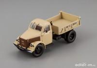 1:43 Горький тип 93А 1958 (бежевый)