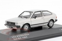 1:43 VW Gol BX 1984 Silver