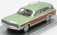 1:43 Ford Country Squire Station Wagon 1968 (green)