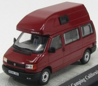 1:43 Volkswagen T4 California (high roof) (red)