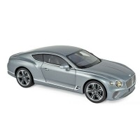 1:18 BENTLEY New Continental GT 2018 Hallmark Metallic