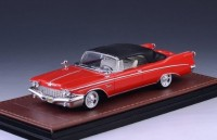 1:43 IMPERIAL CROWN Convertible (закрытый) 1960 Red