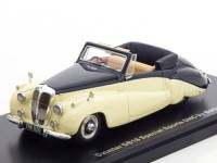 1:43 DAIMLER DB18 Special Sports DHC by Barker 1952 Beige/Dark Blue