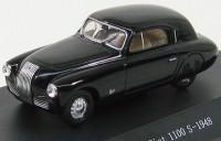 1:43 Fiat 1100 S 1948 Black Mille Miglia
