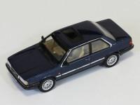 1:43 VOLVO 780 Bertone 1987 Dark Blue