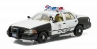 """1:43 Ford Crown Victoria Police Interceptor 2000 (из к/ф """"Мальчишник в Вегасе"""")"""