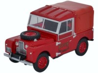 "1:43 LAND ROVER Series 1 88"" Hard Top ""Rover Fire Brigade"" (пожарный) 1950"