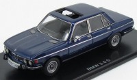 1:43 BMW 3.0S (E3) 1971 Metallic Dark Blue