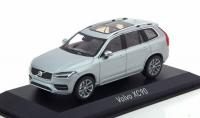 1:43 VOLVO XC90 (кроссовер 4х4) 2015 Electric Silver