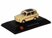 1:43 TRABANT P60 Camping 1962 Light Yellow