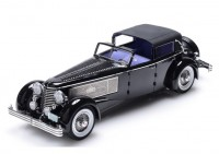 1:18 Duesenberg SJ Town Car Chassis 2405 by Rollson for Mr. Rudolf Bauer 1937 (полузакрытый)