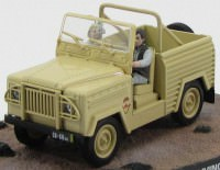 "1:43 Land Rover Lightweight из к.ф. ""The Living Daylights""1987 (biege)"