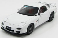 "1:18 Mazda Savanna RX-7 (FD) ""Spirit R"" Type A 2002 (pure white)"