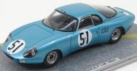 1:43 Rene Bonnet Aerodjet LM6 #51 LM 1963