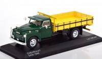 1:43 CHEVROLET 6400 (бортовой грузовик) 1949 Green/Yellow