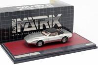 1:43 JAGUAR XJ Spyder Concept Pininfarina (закрытый) 1978 Silver