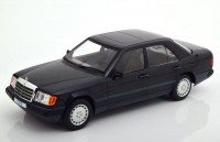 1:18 MERCEDES-BENZ 300 E (W124) 1984 Metallic Black