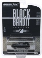 1:64 VW Golf I 1976 Black