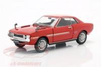1:24 TOYOTA Celica 1600GT (TA22) 1970 Red
