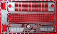 1:43 набор фототравления для МАЗ-5429