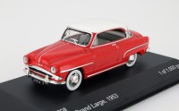 1:43 SIMCA Aronde Grand Large 1953 Red/White