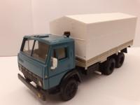 1:43 КАМский грузовик-5320 тент