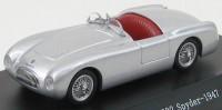 1:43 Cisitalia 202 Spyder silver 1947