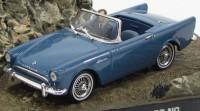 "1:43 Sunbeam Alpine ""Dr.No"" 1962 Blue"
