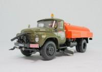 1:43 ЗИЛ ПМ-130Б Автомобиль Поливомоечный - 1978 г. Москва