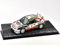"1:43 TOYOTA Corolla WRC ""Castrol Team"" #5 C.Sainz/L.Moya победитель Rally Monte-Carlo 1998"