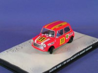 "1:43 Austin Mini из к.ф. ""On Her Majesty´s Secret Service"" 1969 (red)"