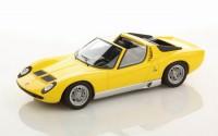 1:43 Lamborghini Miura Roadster Bruxelles 1968 (yellow)