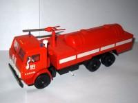 1:43 Камский грузовик-53212 пожарный