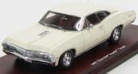1:43 Chevrolet Impala 2 Door Coupe 1967 (ermine white)
