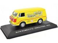 "1:43 ALFA ROMEO F12 ""IDROLITINA"" 1972 Yellow"
