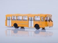 1:43 Ликинский автобус 677М городской (жёлтый)