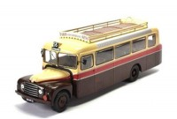 1:43 автобус CITROEN 46 DP UAD FRANCE 1955 Beige/Brown