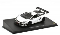 1:43 LAMBORGHINI Gallardo LP 600+ 2011 White/Black