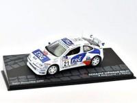 1:43 RENAULT Megane Maxi #21 P.Andreucci/S.Fedeli Rally Sanremo 1997