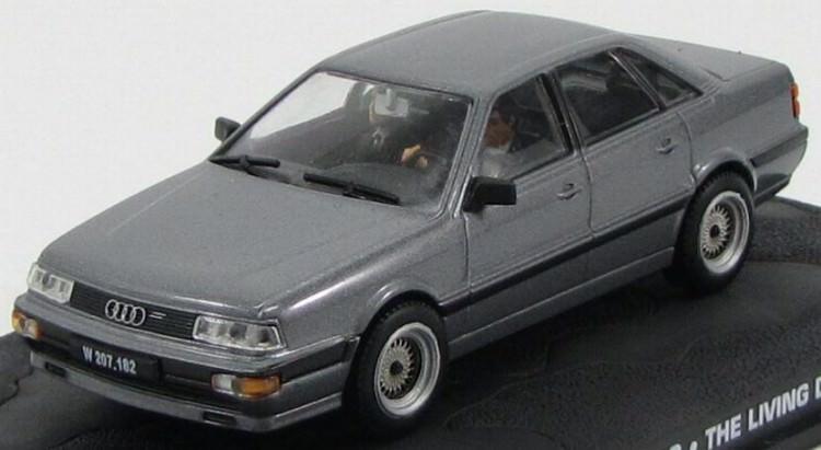 "1:43 Audi 200 Quattro C3 из к.ф. ""The Living Daylights"" 1987 (grey)"