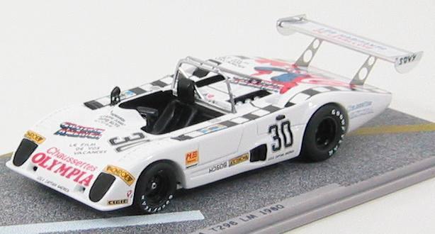 1:43 Lola T298 captain america LM 1980