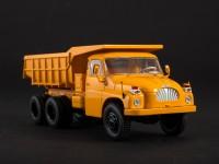 1:43 Tatra-138S1 самосвал жёлтый
