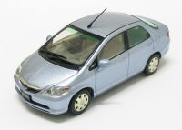 1:43 Honda Fit ARIA 2003 Blue