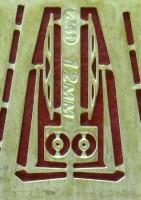 1:43 Фототравление дворники 12мм латунь