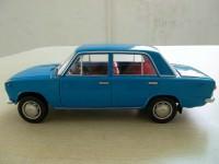 1:18 ВАЗ 2101 «Жигули» 1971 Голубой  (тираж 500 шт.)