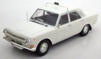 1:18 24  такси ГДР 1970 Белый