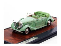 1:43 BENTLEY 4.25 Litre All-Weather Tourer by Thrupp & Maberly 1937 Green