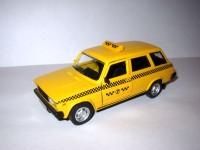 1:36 Lada 2104 Такси