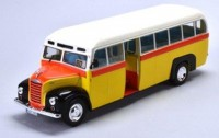 1:43 автобус FORD THAMES ET7 MALTA 1952 Yellow/White